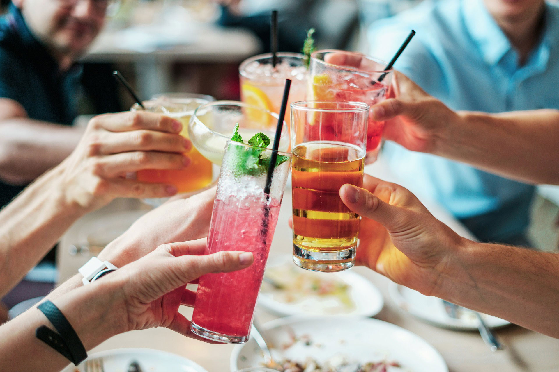 Few Ways to say NO to Alcohol at Social Gatherings